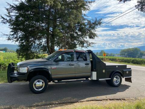 2007 Dodge Ram Chassis 3500 for sale at Tennessee Valley Wholesale Autos LLC in Huntsville AL