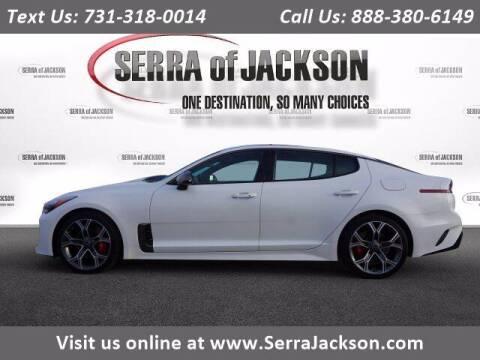 2018 Kia Stinger for sale at Serra Of Jackson in Jackson TN