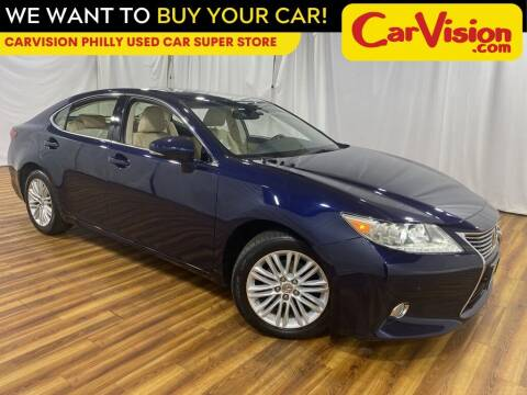 2013 Lexus ES 350 for sale at Car Vision Mitsubishi Norristown - Car Vision Philly Used Car SuperStore in Philadelphia PA