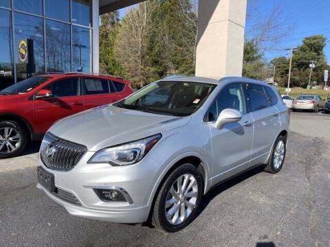 2016 Buick Envision for sale at Credit Union Auto Buying Service in Winston Salem NC