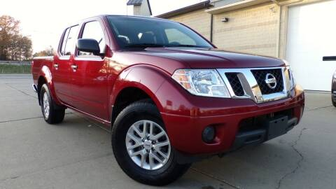 2019 Nissan Frontier for sale at Prudential Auto Leasing in Hudson OH