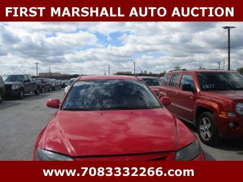 2005 Mazda MAZDA6 for sale at First Marshall Auto Auction in Harvey IL