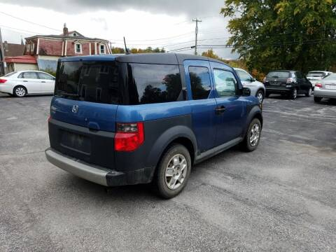 2008 Honda Element for sale at CURTIS AUTO SALES in Pittsford VT