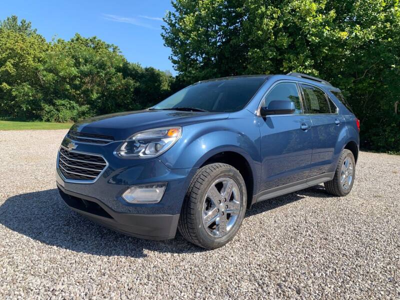 2016 Chevrolet Equinox for sale at 64 Auto Sales in Georgetown IN