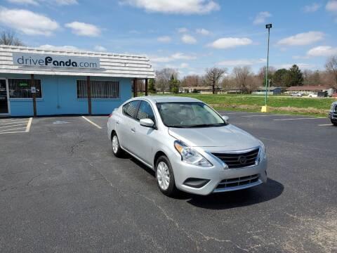2019 Nissan Versa for sale at DrivePanda.com in Dekalb IL