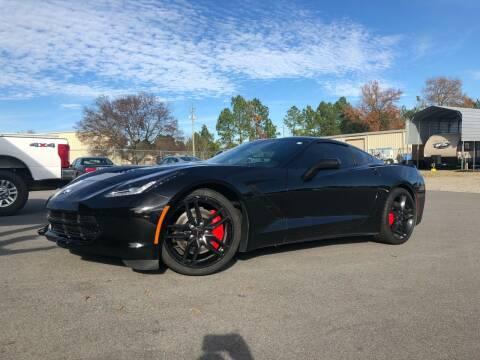 2014 Chevrolet Corvette for sale at Callahan Motor Co. in Benton AR