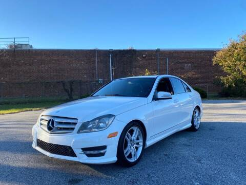 2013 Mercedes-Benz C-Class for sale at RoadLink Auto Sales in Greensboro NC