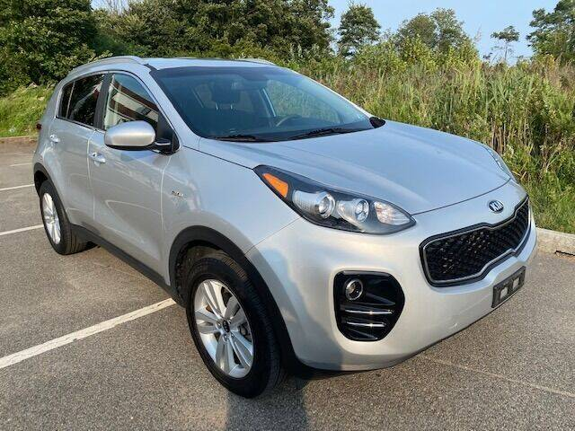 2019 Kia Sportage for sale at CarNYC.com in Staten Island NY