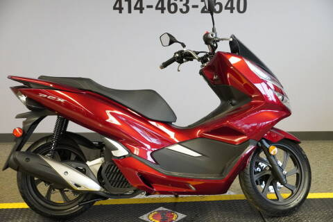 2020 Honda PCX150 for sale at Southeast Sales Powersports in Milwaukee WI