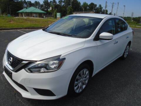 2017 Nissan Sentra for sale at Atlanta Auto Max in Norcross GA