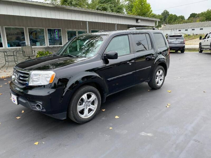 2013 Honda Pilot for sale at County Seat Motors in Union MO