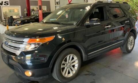2014 Ford Explorer for sale at Klassic Cars in Lilburn GA
