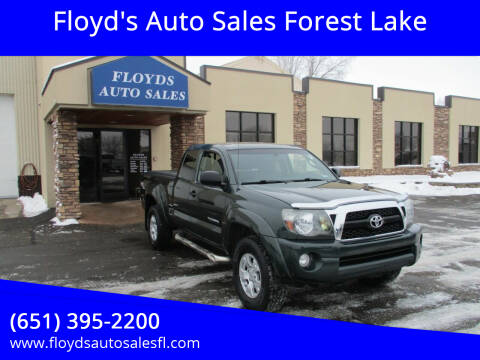 2011 Toyota Tacoma for sale at Floyd's Auto Sales Forest Lake in Forest Lake MN