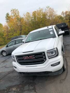 2018 GMC Sierra 1500 for sale at Lou Rice Auto Sales in Clinton Township MI