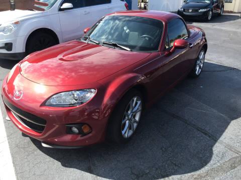 2014 Mazda MX-5 Miata for sale at Riviera Auto Sales South in Daytona Beach FL