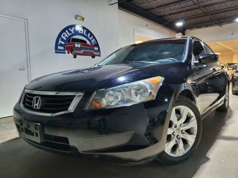 2010 Honda Accord for sale at Italy Blue Auto Sales llc in Miami FL