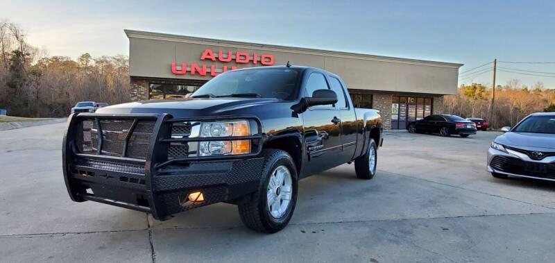 2012 Chevrolet Silverado 1500 for sale at WHOLESALE AUTO GROUP in Mobile AL