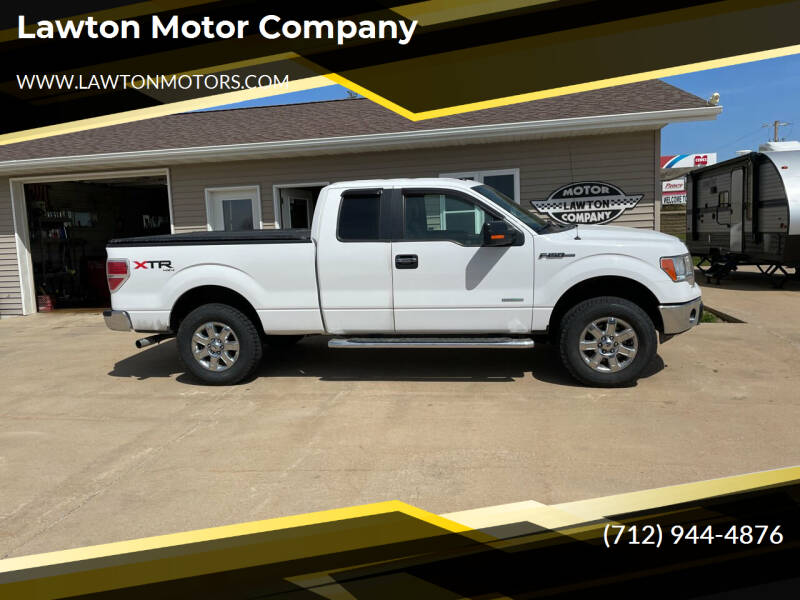 2014 Ford F-150 for sale at Lawton Motor Company in Lawton IA