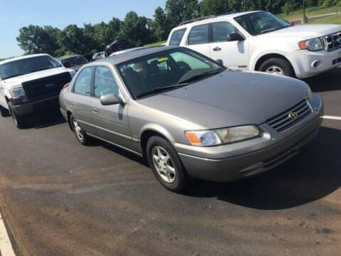 1999 Toyota Camry for sale at D & J AUTO EXCHANGE in Columbus IN