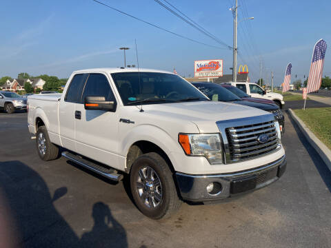2011 Ford F-150 for sale at McCully's Automotive - Trucks & SUV's in Benton KY