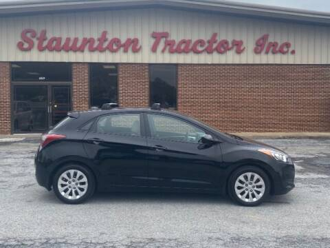 2016 Hyundai Elantra GT for sale at STAUNTON TRACTOR INC in Staunton VA