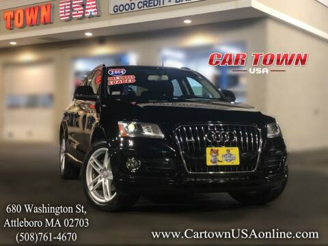 2014 Audi Q5 for sale at Car Town USA in Attleboro MA