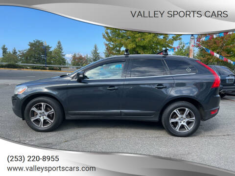 2013 Volvo XC60 for sale at Valley Sports Cars in Des Moines WA