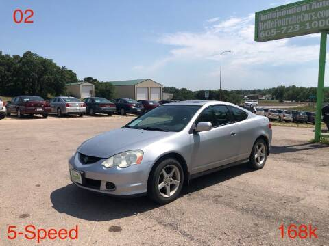 2002 Acura RSX for sale at Independent Auto in Belle Fourche SD