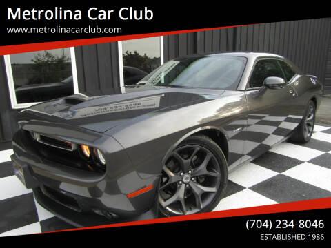 2019 Dodge Challenger for sale at Metrolina Car Club in Matthews NC