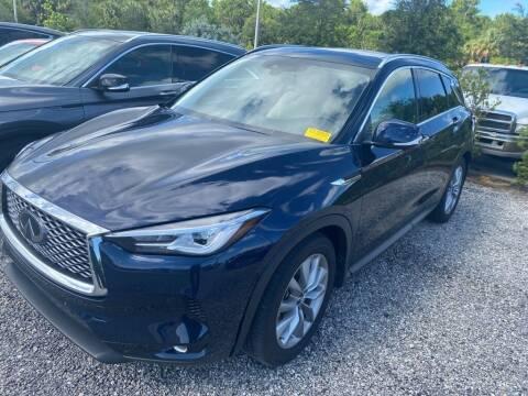2021 Infiniti QX50 for sale at Infiniti Stuart in Stuart FL