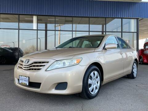 2011 Toyota Camry for sale at South Commercial Auto Sales in Salem OR