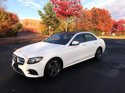 2018 Mercedes-Benz E-Class for sale at SMZ Auto Import in Roswell GA