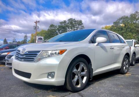 2009 Toyota Venza for sale at Top Line Import in Haverhill MA