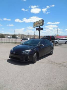 2017 Toyota Corolla for sale at Sundance Motors in Gallup NM