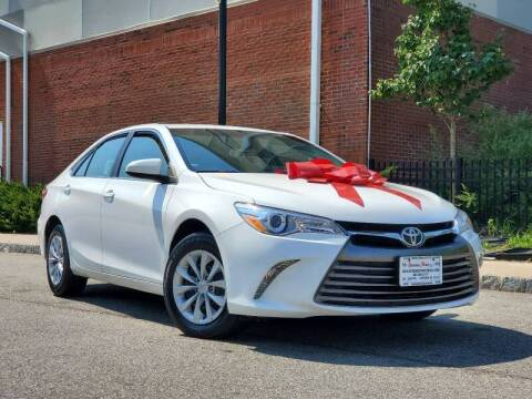 2017 Toyota Camry for sale at Speedway Motors in Paterson NJ