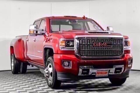 2019 GMC Sierra 3500HD for sale at Chevrolet Buick GMC of Puyallup in Puyallup WA