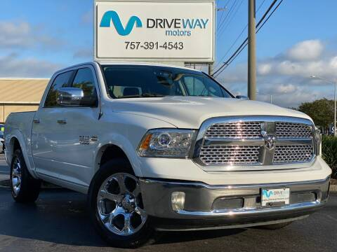 2017 RAM Ram Pickup 1500 for sale at Driveway Motors in Virginia Beach VA