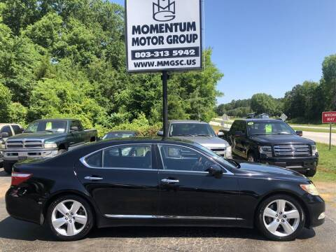 2007 Lexus LS 460 for sale at Momentum Motor Group in Lancaster SC