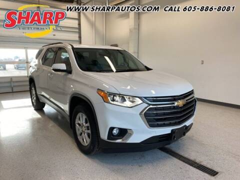 2021 Chevrolet Traverse for sale at Sharp Automotive in Watertown SD