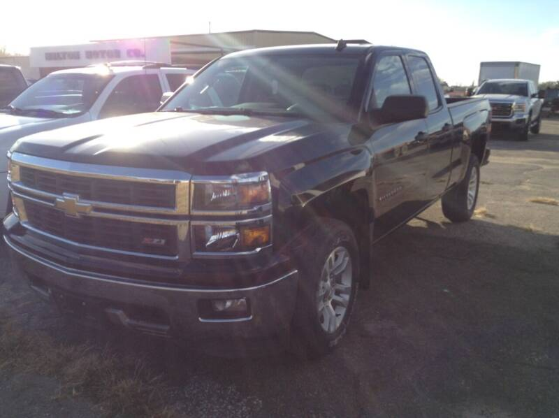 2014 Chevrolet Silverado 1500 for sale at Melton Chevrolet in Belleville KS