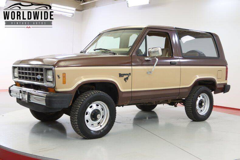 1984 Ford Bronco II for sale in Denver, CO