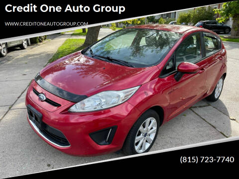 2012 Ford Fiesta for sale at Credit One Auto Group in Joliet IL