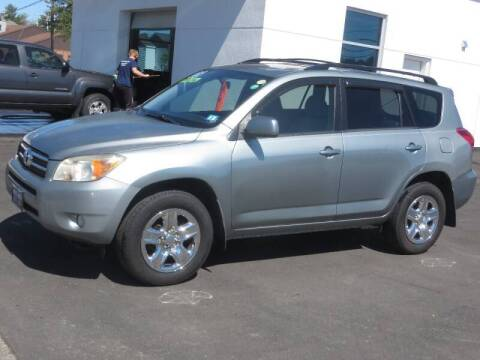 2008 Toyota RAV4 for sale at Price Auto Sales 2 in Concord NH