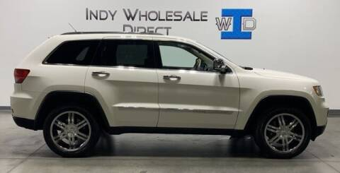 2011 Jeep Grand Cherokee for sale at Indy Wholesale Direct in Carmel IN