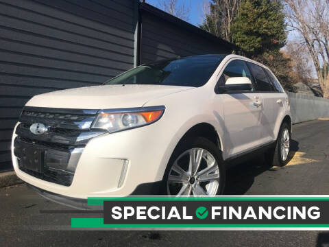 2013 Ford Edge for sale at Salem Auto Market in Salem OR