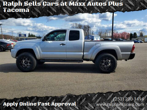 2007 Toyota Tacoma for sale at Ralph Sells Cars at Maxx Autos Plus Tacoma in Tacoma WA