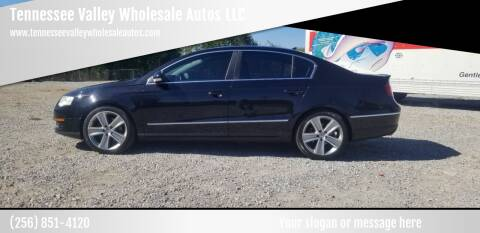 2010 Volkswagen Passat for sale at Tennessee Valley Wholesale Autos LLC in Huntsville AL