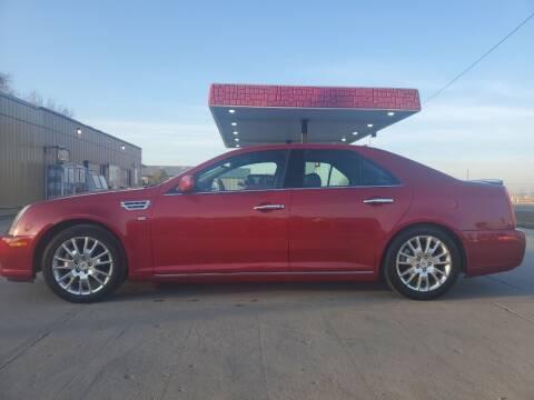 2010 Cadillac STS for sale at Dakota Auto Inc. in Dakota City NE