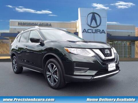 2019 Nissan Rogue for sale at Precision Acura of Princeton in Lawrence Township NJ