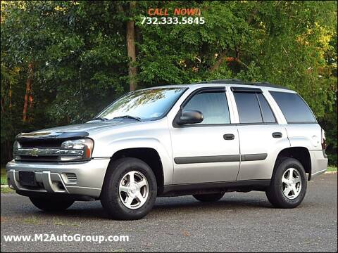 2005 Chevrolet TrailBlazer for sale at M2 Auto Group Llc. EAST BRUNSWICK in East Brunswick NJ